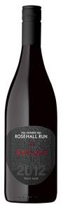 Rosehall Run Defiant Pinot Noir 2012, VQA Ontario Bottle