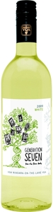 Chateau Des Charmes Generation Seven White 2011, VQA Niagara On The Lake Bottle