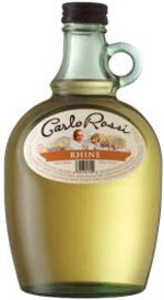 Carlo Rossi Rhine, Central Valley (1500ml) Bottle