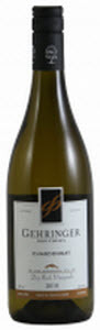 Geh. Chardonnay Dry Rock 2011 Bottle