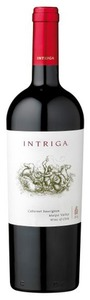 Intriga Cabernet Sauvignon 2010, Maipo Valley Bottle