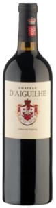 Château D'aiguilhe 2009, Ac Côtes De Castillon Bottle