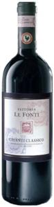 Fattoria Le Fonti Chianti Classico 2010, Docg Bottle