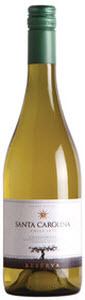 Santa Carolina Chardonnay Reserva 2012, Casablanca Valley Bottle
