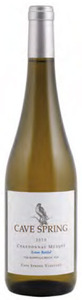 Cave Spring Estate Bottled Chardonnay Musqué 2010, Cave Spring Vineyard, VQA Beamsville Bench, Niagara Peninsula Bottle