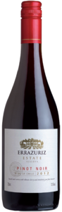 Errazuriz Estate Pinot Noir 2012, Aconcagua Valley Bottle