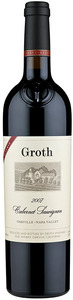 Groth Cabernet Sauvignon Reserve 2008, Napa Valley Bottle