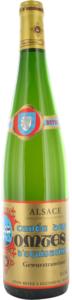 Léon Beyer Cuvée Des Comtes D'eguishem Gewürztraminer 2005 Bottle