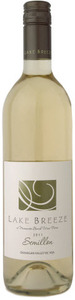 Lake Breeze Semillon 2012, BC VQA Okanagan Valley Bottle