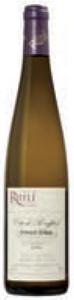 Domaine Rieflé Côte De Rouffach Pinot Gris 2009, Ac Alsace Bottle