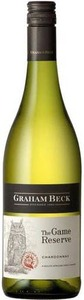 Graham Beck The Game Reserve Chardonnay 2010, Wo Robertson Bottle