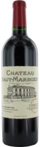 Château Haut Marbuzet 2009, Ac St Estèphe Bottle