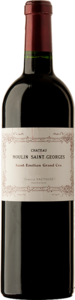 Château Moulin Saint Georges 2009, Ac St Emilion Grand Cru Bottle