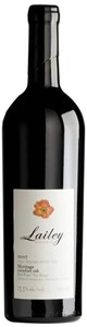 Lailey Vineyard Canadian Oak Meritage 2010, VQA Niagara River Bottle