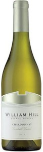 William Hill Central Coast Chardonnay 2011 Bottle