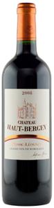 Château Haut Bergey 2009, Ac Pessac Léognan Bottle