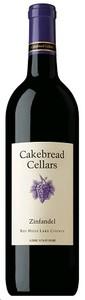 Cakebread Zinfandel 2010, Red Hills Lake County Bottle
