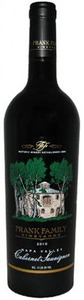 Frank Family Cabernet Sauvignon 2010, Napa Valley Bottle