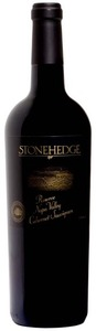 Stonehedge Reserve Cabernet Sauvignon 2011, Napa Valley Bottle