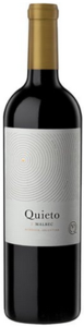Quieto 3 Malbec 2009, Mendoza Bottle