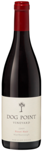 Dog Point Pinot Noir 2010, Marlborough, South Island Bottle