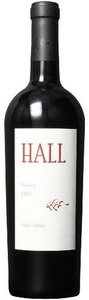 Hall Merlot 2009, Napa Valley Bottle