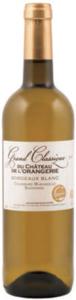 Grand Classique Du Château De L'orangerie 2011, Ac Bordeaux Blanc Bottle