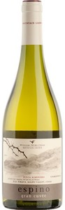 William Fèvre Espino Chardonnay 2011, Maipo Valley Bottle