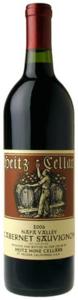 Heitz Cellar Cabernet Sauvignon 2007, Napa Valley Bottle