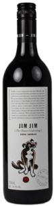 Jim Jim (The Down Underdog) Shiraz 2010 Bottle
