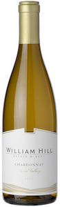 William Hill Napa Valley Chardonnay 2011 Bottle