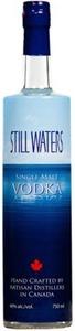 Still Waters Single Malt Vodka Bottle