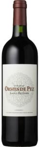 Château Les Ormes De Pez (3l) 2001, Ac St Estèphe (3000ml) Bottle