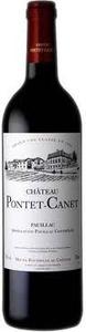 Château Pontet Canet 2000, Ac Pauillac Bottle
