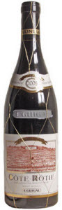 E. Guigal La Mouline Côte Rôtie 2008 Bottle