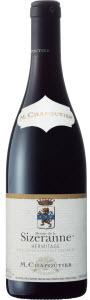 M. Chapoutier Monier De La Sizeranne Hermitage 2007 Bottle