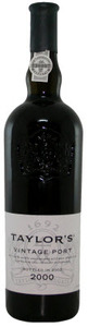 Taylor Fladgate Vintage Port 2000 (375ml) Bottle
