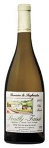 Domaine La Soufrandise Clos Marie Pouilly Fuissé 2009, Ac Bottle
