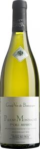 Dom Marc Morey Puligny Montrachet 1er Les Referts 2011 Bottle