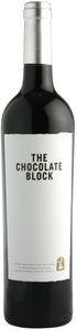 The Chocolate Block 2011, Wo Western Cape (1500ml) Bottle