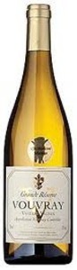 Bougrier Vouvray 2012 Bottle