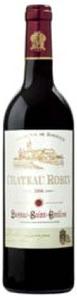 Château Robin 2010, Ac Lussac Saint émilion Bottle
