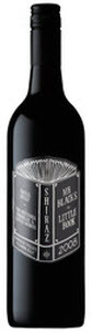 Small Gully Mr. Black's Little Book Shiraz 2010, Barossa Valley Bottle