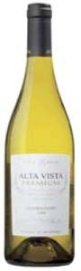 Alta Vista Premium Chardonnay 2012, Mendoza Bottle