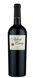 Robert Craig Affinity Cabernet Sauvignon 2010, Napa Valley Bottle