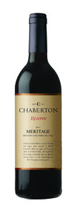 Chaberton Meritage 2008, BC VQA Fraser Valley Bottle