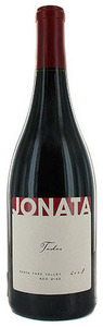Jonata Todos Red 2009, Santa Ynez Valley, Santa Barbara County Bottle