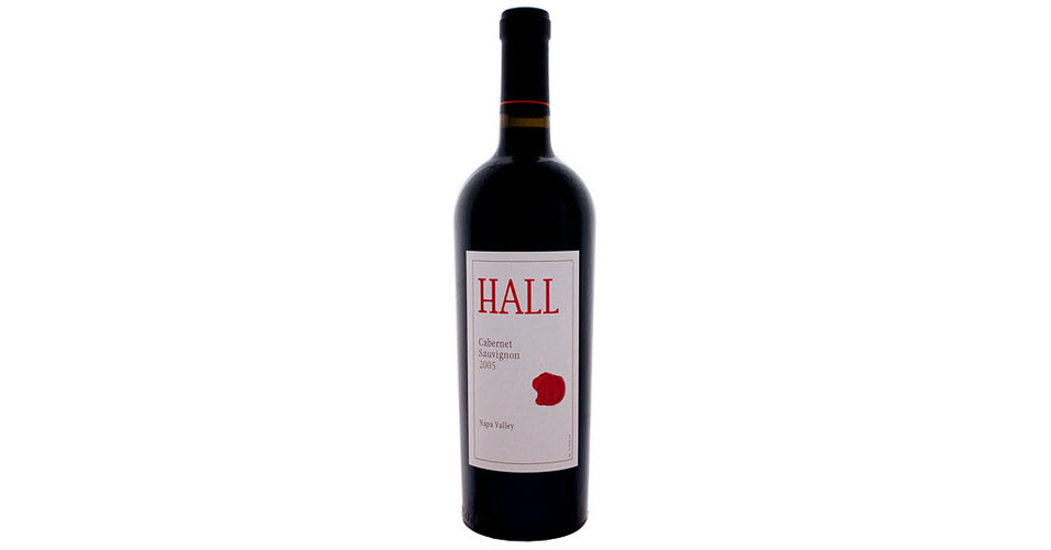 Hall Cabernet Sauvignon 2010 Expert Wine Ratings And