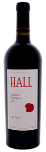 Hall Cabernet Sauvignon 2010, Napa Valley Bottle