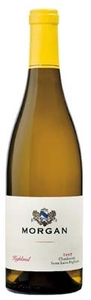 Morgan Highland Chardonnay 2010, Santa Lucia Highlands Bottle